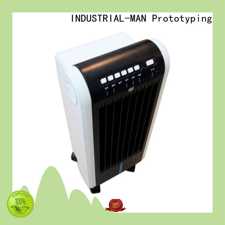 INDUSTRIAL-MAN best price 5 axis cnc grill for parts