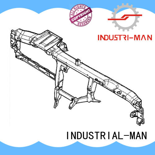 customization rapid prototyping and tooling bumper for auto INDUSTRIAL-MAN
