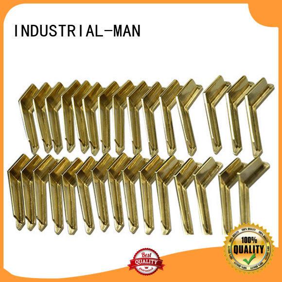 work custom aluminum milling stainless steel for car INDUSTRIAL-MAN