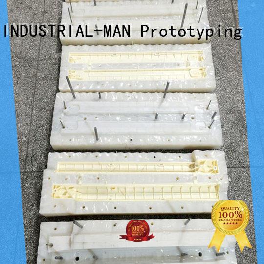 INDUSTRIAL-MAN free sample vacuum die casting for metal parts