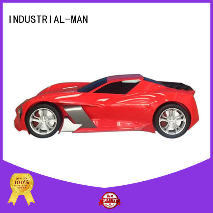 cnc cars made for mini models INDUSTRIAL-MAN