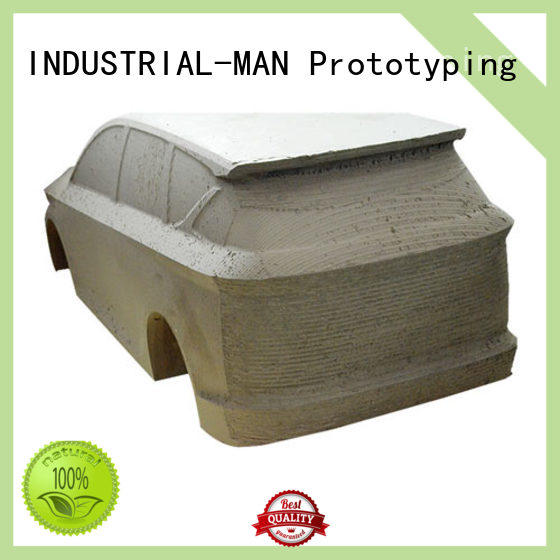car body parts model for parts INDUSTRIAL-MAN