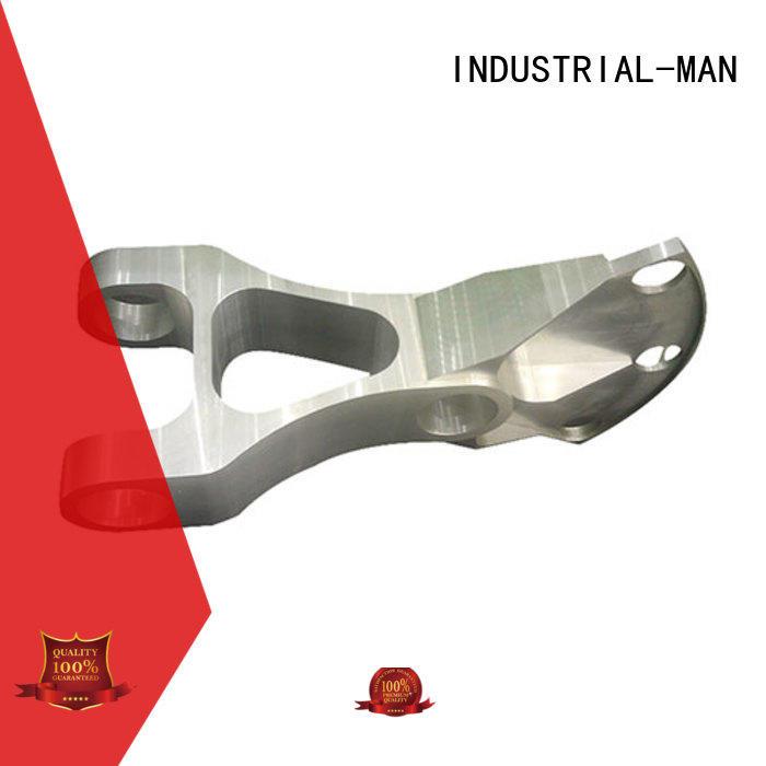 brass aluminum prototype bulk production for car INDUSTRIAL-MAN