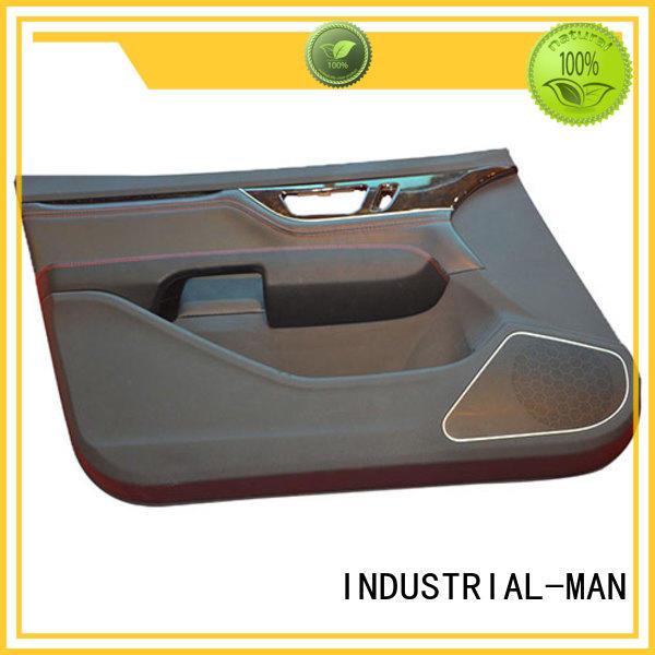 INDUSTRIAL-MAN Brand plastic parts custom plastic machining