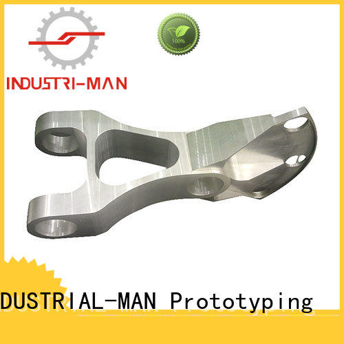 custom cnc aluminum work for cnc prototype INDUSTRIAL-MAN
