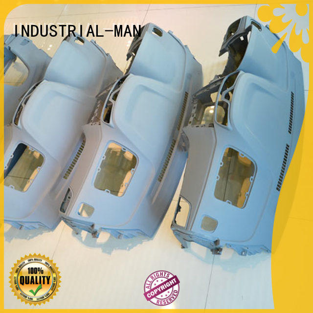 vacuum injection rubber for bumper INDUSTRIAL-MAN