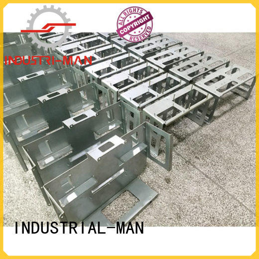 INDUSTRIAL-MAN rapid tooling rapid machining high-quality for car