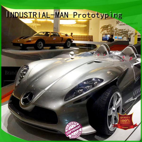 model cnc vehicle inquire now for machining