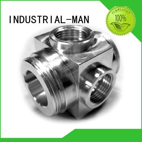 INDUSTRIAL-MAN on sale metal machining parts Suppliers