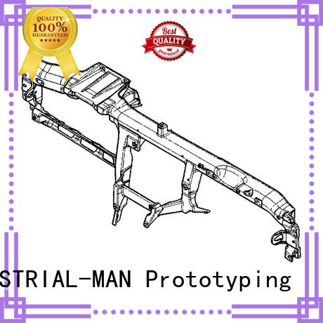aluminum parts rapid prototyping companies free sample for dieing INDUSTRIAL-MAN