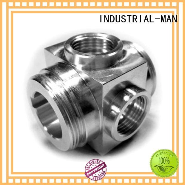 INDUSTRIAL-MAN metal machining services manufacturers