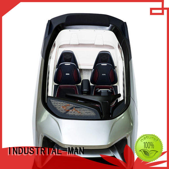 INDUSTRIAL-MAN home appliance plastic cnc services factory