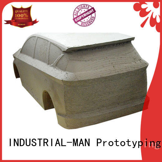 best quality cnc car parts clay company
