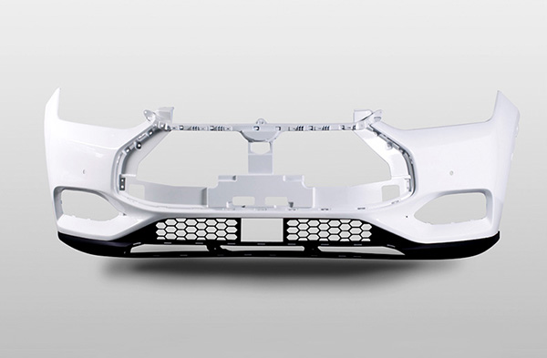 Car grill by CNC prototype-1