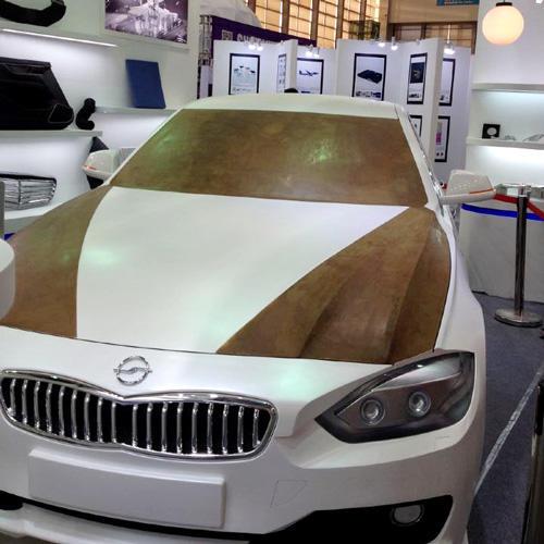 car door molding made INDUSTRIAL-MAN