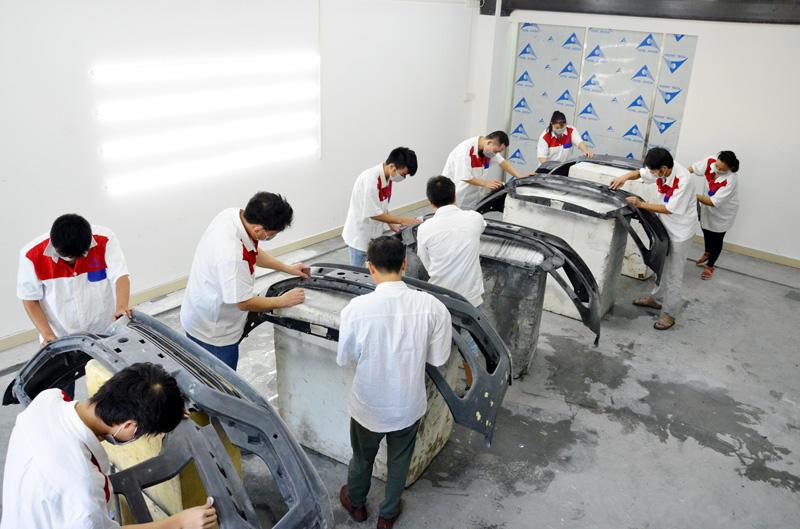 Factory scene 2