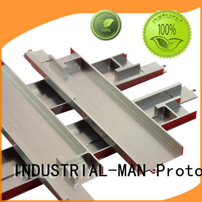 rapid prototyping tools bending INDUSTRIAL-MAN Brand rapid tooling
