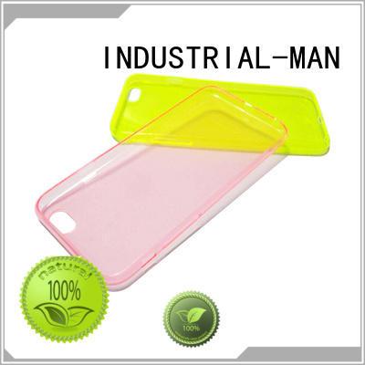 INDUSTRIAL-MAN Brand car vacuum casting silicone factory