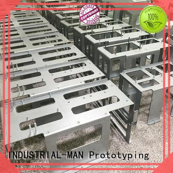 die bumper rapid prototyping tools metal INDUSTRIAL-MAN company