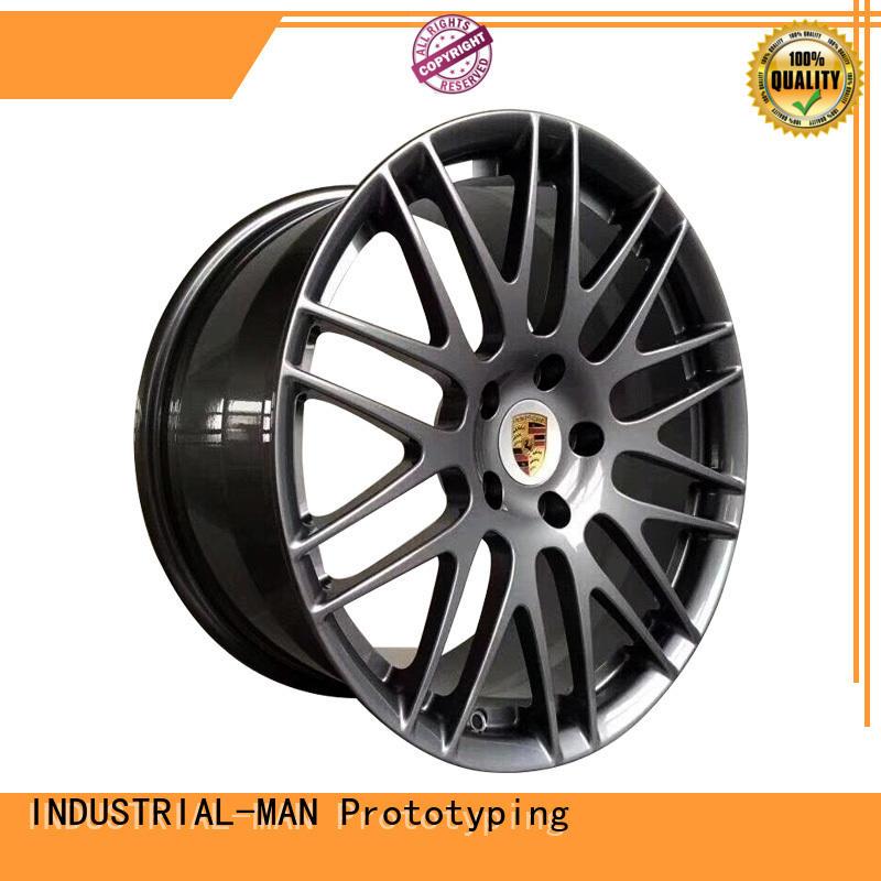 brass precision custom cnc parts steel on INDUSTRIAL-MAN Brand