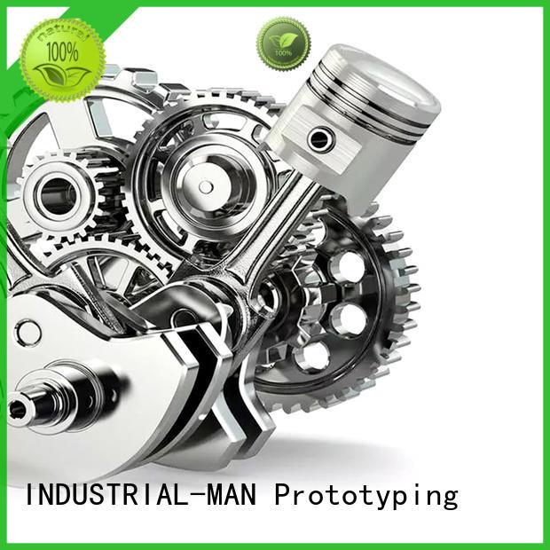 models sls metal INDUSTRIAL-MAN Brand 3d lenticular printing factory