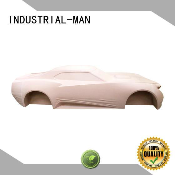 prototype mini cnc automotive made on INDUSTRIAL-MAN company