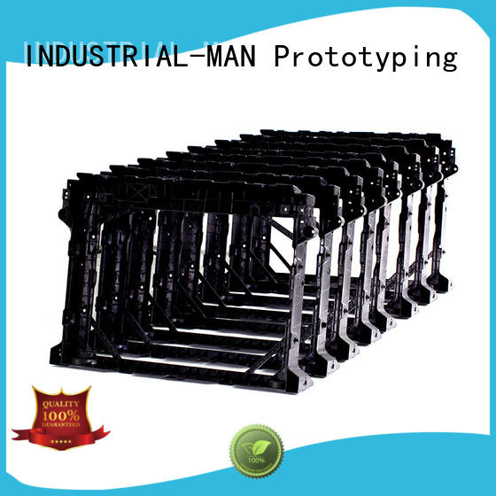 INDUSTRIAL-MAN Brand by clear appliance cnc precision exhibition