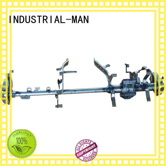 car injection rapid tooling plastic INDUSTRIAL-MAN