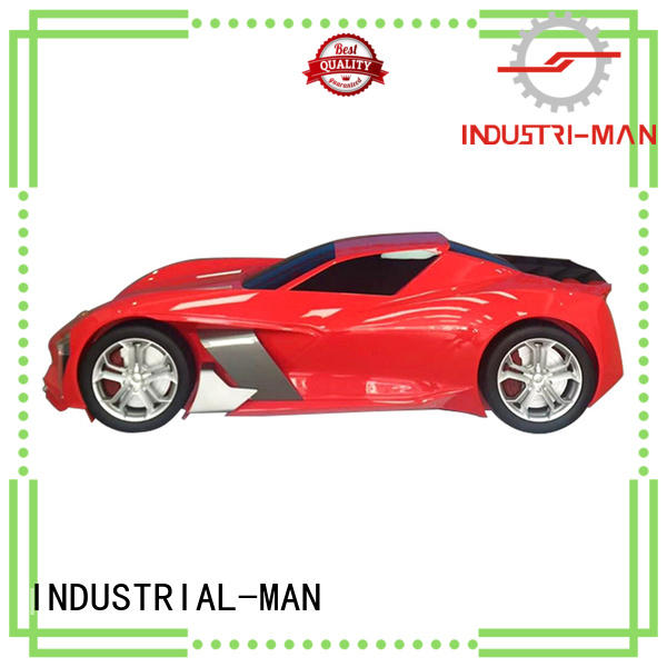 INDUSTRIAL-MAN Brand industrial model cnc automotive man factory