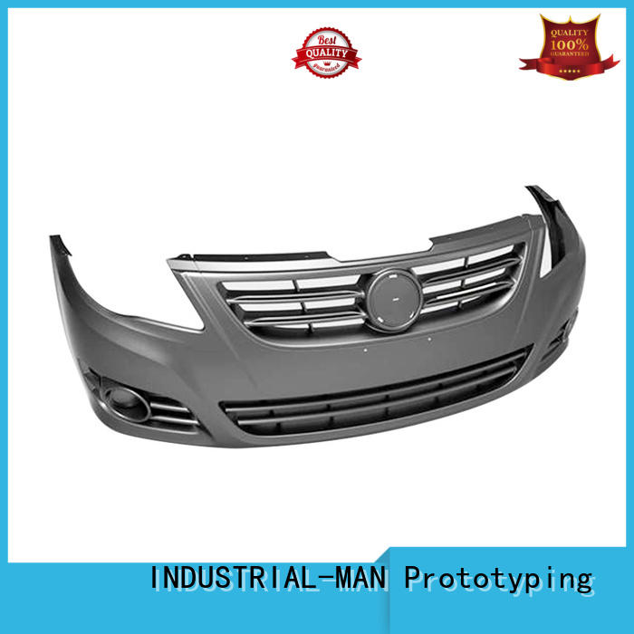 Quality INDUSTRIAL-MAN Brand on machined cnc 3d