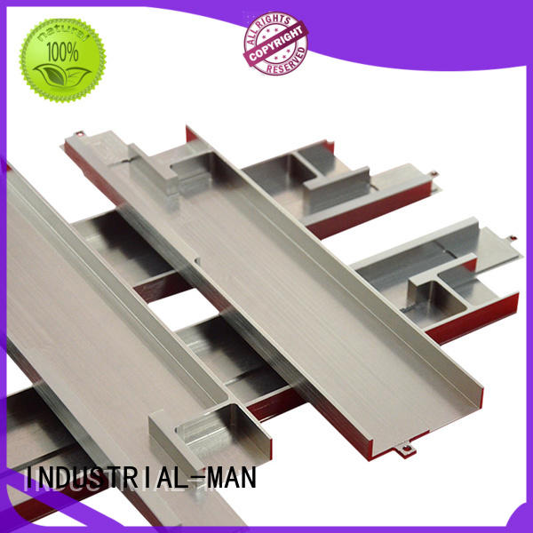 aluminum made car metal rapid tooling INDUSTRIAL-MAN