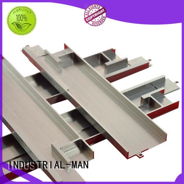 plastic made rapid tooling metal INDUSTRIAL-MAN