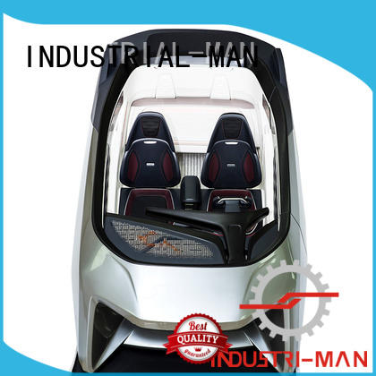 exhibition by mini cnc 3d INDUSTRIAL-MAN