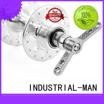 custom cnc parts machined brass Warranty INDUSTRIAL-MAN