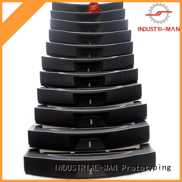 INDUSTRIAL-MAN Brand aluminum injection made rapid tooling manufacture